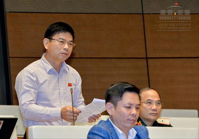 ĐBQH ủng hộ phương án khởi kiện doanh nghiệp cung cấp nước bẩn - Ảnh 1.