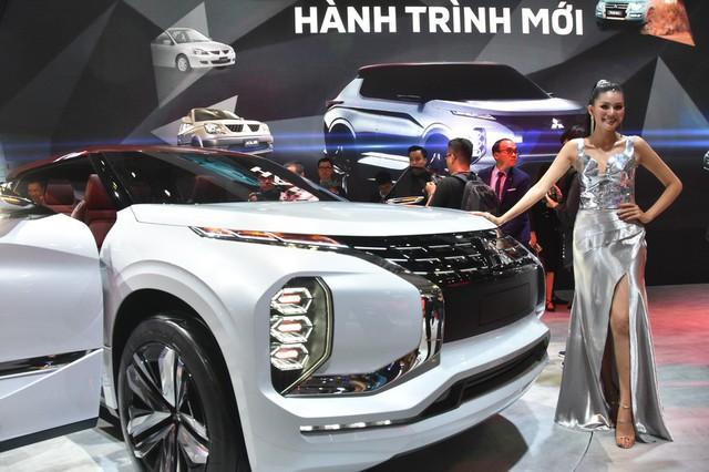 Gần 100 mẫu ôtô mới số 1 trình diễn tại Vietnam Motor Show 2019 - Ảnh 1.