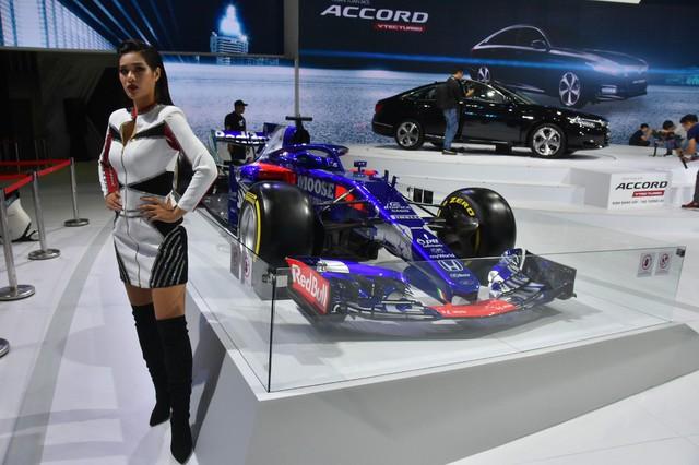 Gần 100 mẫu ôtô mới số 1 trình diễn tại Vietnam Motor Show 2019 - Ảnh 14.