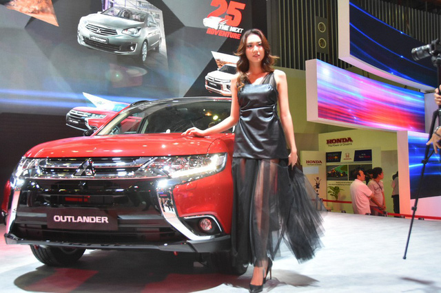 Gần 100 mẫu ôtô mới số 1 trình diễn tại Vietnam Motor Show 2019 - Ảnh 16.