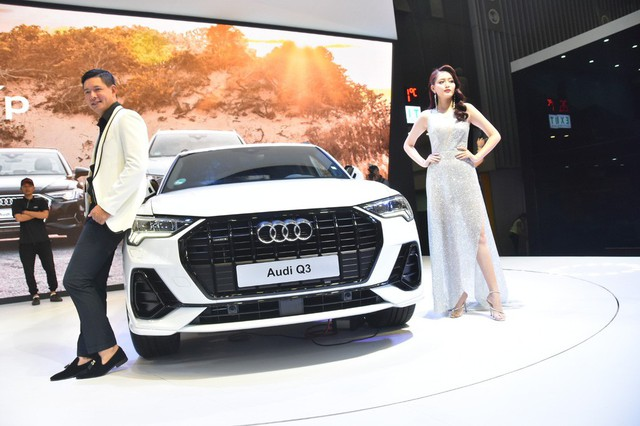 Gần 100 mẫu ôtô mới số 1 trình diễn tại Vietnam Motor Show 2019 - Ảnh 4.