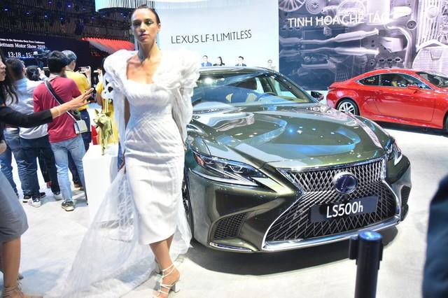 Gần 100 mẫu ôtô mới số 1 trình diễn tại Vietnam Motor Show 2019 - Ảnh 7.