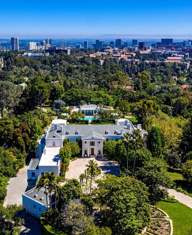Dinh thự đắt nhất tại Mỹ được rao bán 225 triệu USD - Ảnh 8.