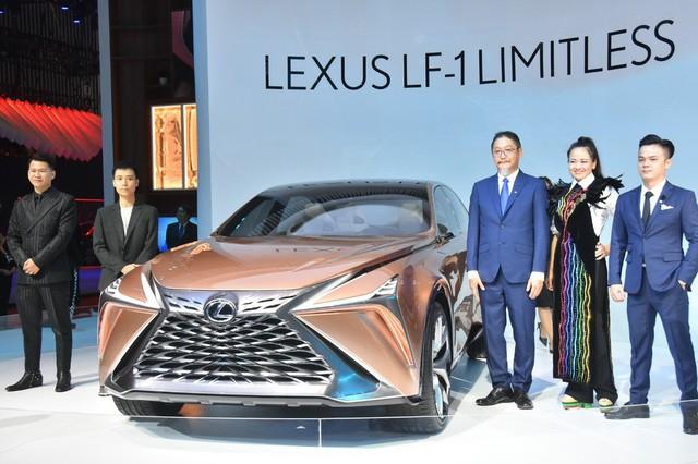 Gần 100 mẫu ôtô mới số 1 trình diễn tại Vietnam Motor Show 2019 - Ảnh 8.