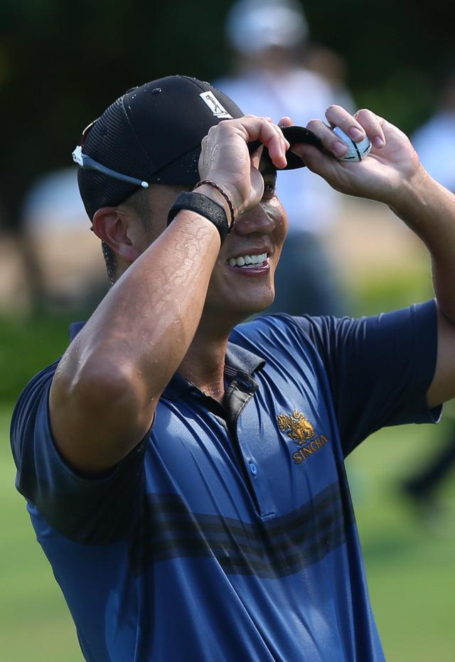 """Golfer chuyên nghiệp số 1 Việt Nam – Trần Lê Duy Nhất: """"Áp lực ở giải VPGA vì mọi người nghĩ, tôi chơi thì phải là người thắng"""" - Ảnh 9."""