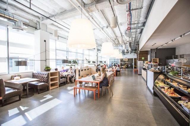 Tò mò suất ăn của nhân viên những công ty đình đám nhất thế giới: Văn phòng Google, Apple, Facebook chẳng thua nhà hàng 5 sao - Ảnh 27.