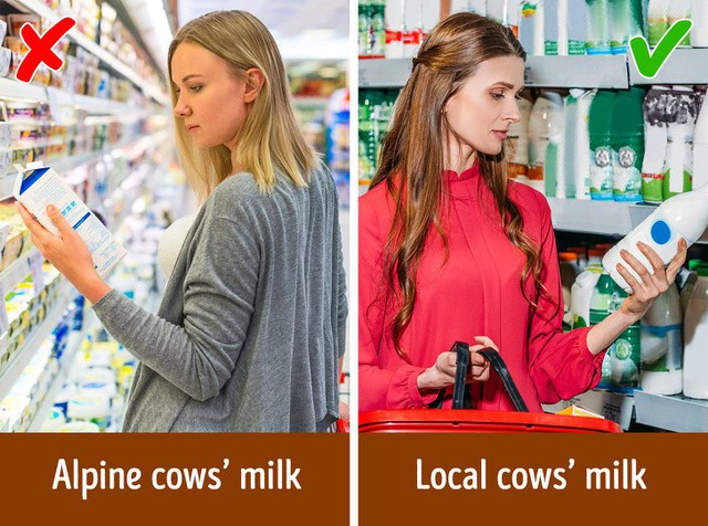 Mánh đóng gói lại bao bì đánh lừa khách mua trong siêu thị - Ảnh 8.