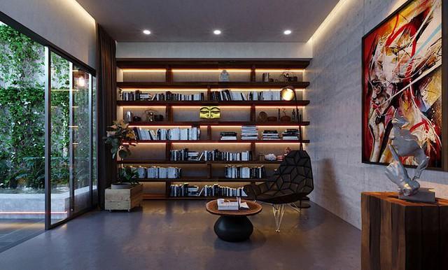 Các kiểu nội thất gỗ mộc vẫn khiến ngôi nhà đẹp nao lòng - Ảnh 4.
