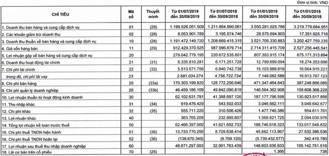 Giá vốn giảm mạnh, Vissan tăng 42% lãi ròng 9 tháng, đạt 149 tỷ đồng - Ảnh 1.