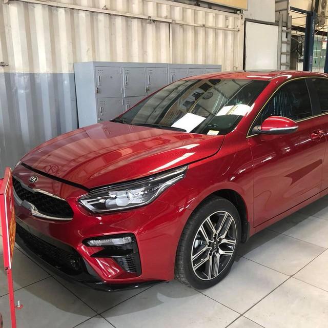 5 mẫu xe mới ra mắt khách Việt trong tháng 10 - Ảnh 1.