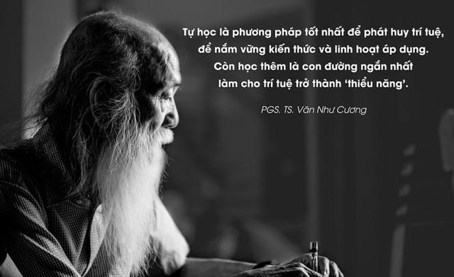 Những câu nói nổi tiếng của ông đồ gàn Văn Như Cương - Ảnh 1.