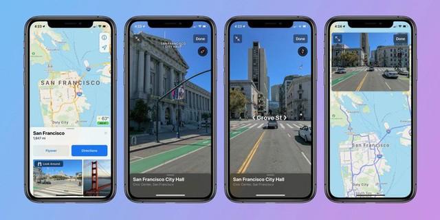 Google Maps đã thống trị trong một thập kỷ, nhưng ứng dụng bản đồ mới của Apple sẽ làm thay đổi điều đó - Ảnh 1.