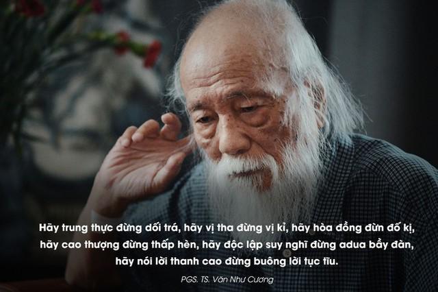 Những câu nói nổi tiếng của ông đồ gàn Văn Như Cương - Ảnh 3.