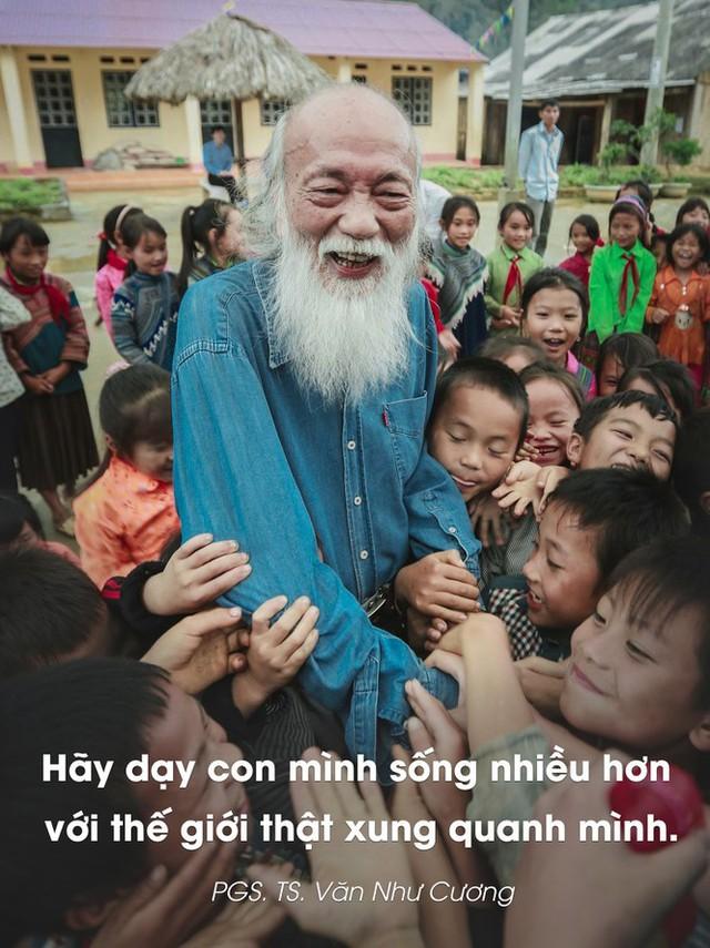 Những câu nói nổi tiếng của ông đồ gàn Văn Như Cương - Ảnh 4.