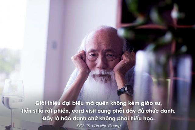 Những câu nói nổi tiếng của ông đồ gàn Văn Như Cương - Ảnh 7.