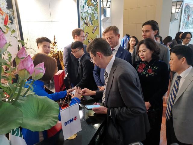 BIDV là ngân hàng đầu tiên tại Việt Nam triển khai chấp nhận thanh toán thẻ MIR trên POS - Ảnh 3.