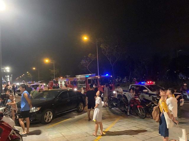 Sự cố cháy Block B3 - Chung cư The Park Residence nghi xuất phát từ tủ điện - Ảnh 2.