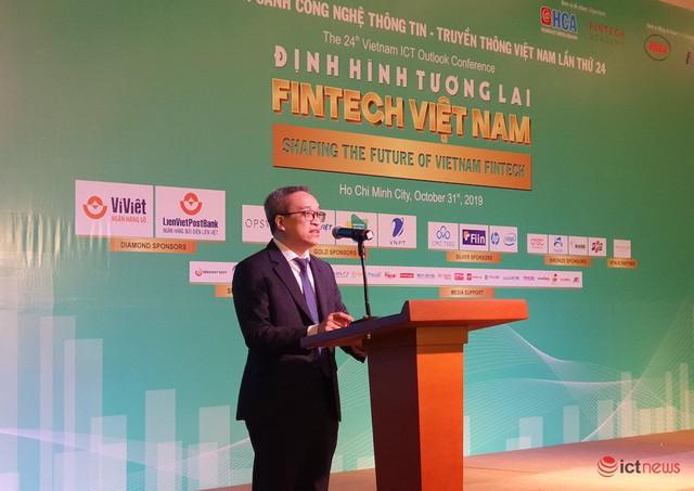 Thứ trưởng Phan Tâm: Doanh nghiệp Fintech sẽ góp phần hiện thực hóa chủ trương Make in Viet Nam - Ảnh 1.