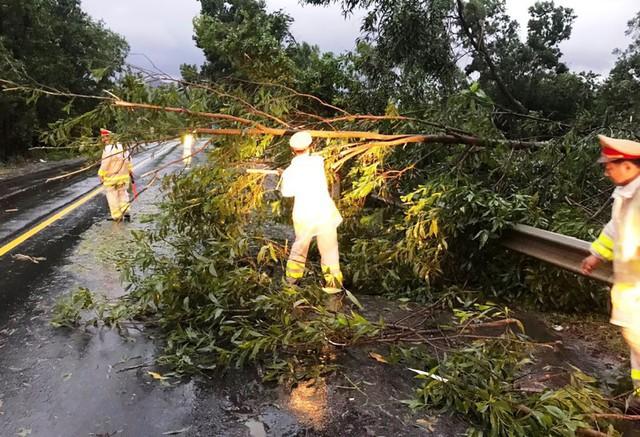 Đà Nẵng: Hàng loạt cây xanh ngã chắn đường, giao thông hỗn loạ - Ảnh 7.  Đà Nẵng: Hàng loạt cây xanh ngã chắn đường, giao thông hỗn loạ photo 6 15724941097061280731820