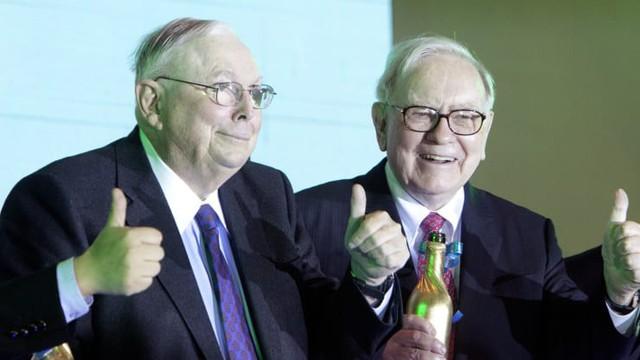 Sở hữu 1,8 tỷ USD ở tuổi 95, cánh tay phải của Warren Buffett đưa ra lời khuyên mà ai nghe xong cũng phải gật gù đồng ý! - Ảnh 1.