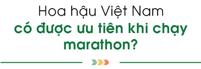 Hoa hậu Nguyễn Thu Thủy: Chạy marathon thì không bốc phét được! - Ảnh 6.