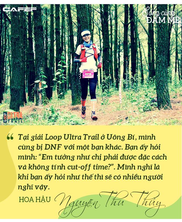 Hoa hậu Nguyễn Thu Thủy: Chạy marathon thì không bốc phét được! - Ảnh 7.