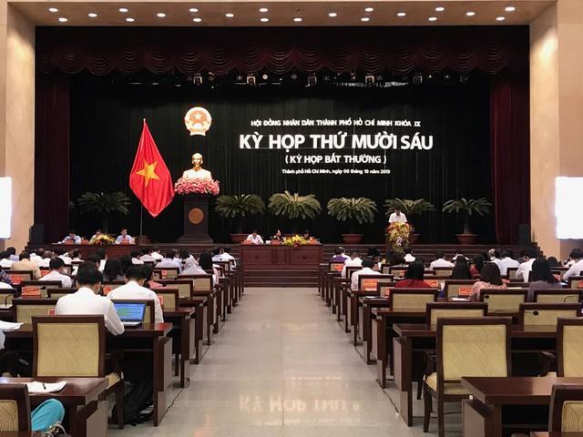 TPHCM thông qua chính sách bồi thường cho người dân Thủ Thiêm