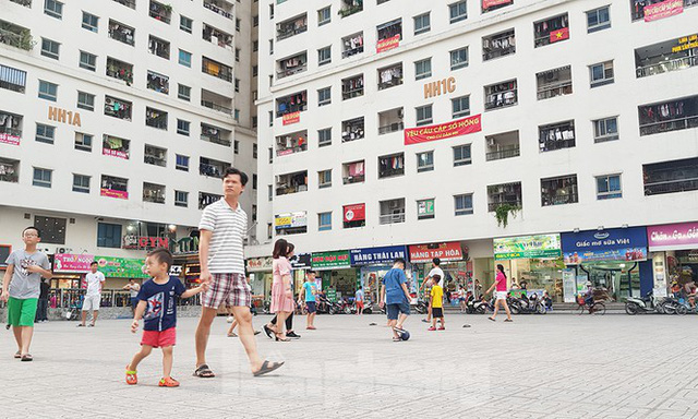 'Làn sóng' băng rôn đòi sổ hồng ở chung cư HH Linh Đàm - Ảnh 5.