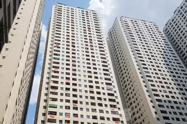 'Làn sóng' băng rôn đòi sổ hồng ở chung cư HH Linh Đàm - Ảnh 7.