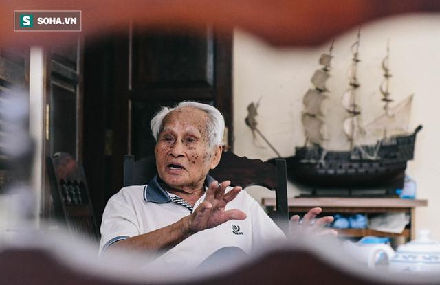 Tướng Thước: 94 tuổi xét nghiệm chỉ số sức khỏe trẻ như thanh niên và lần đầu nói về rượu, thuốc lá, thói xấu của đàn ông - Ảnh 16.