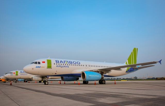 Chiêm ngưỡng dàn tàu bay hiện đại của Bamboo Airways - Ảnh 4.