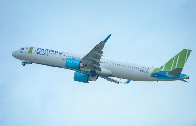 Chiêm ngưỡng dàn tàu bay hiện đại của Bamboo Airways - Ảnh 5.