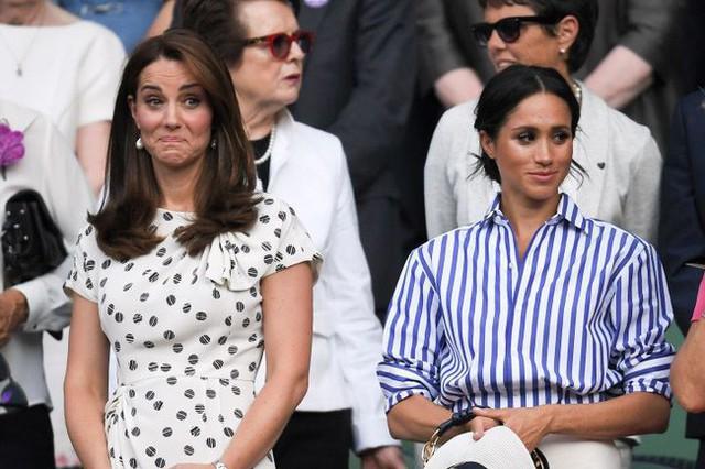 Mối quan hệ giữa Công nương Kate và em dâu sau màn than khóc trên truyền hình của Meghan Markle đã thay đổi bất ngờ - Ảnh 1.