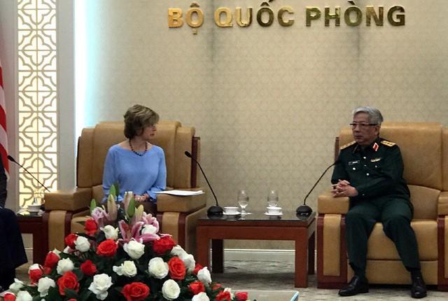 Thượng tướng Nguyễn Chí Vịnh nói về cam kết đến cuối cùng' Việt - Mỹ - Ảnh 1.