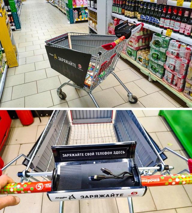 Sự thật thẻ tích điểm, cổng chống trộm siêu thị khiến bạn giật mình - Ảnh 2.