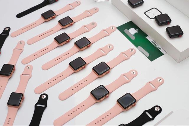 Apple Watch xuất hiện nhan nhản trên thị trường với giá chưa tới 500.000 đồng - Ảnh 6.