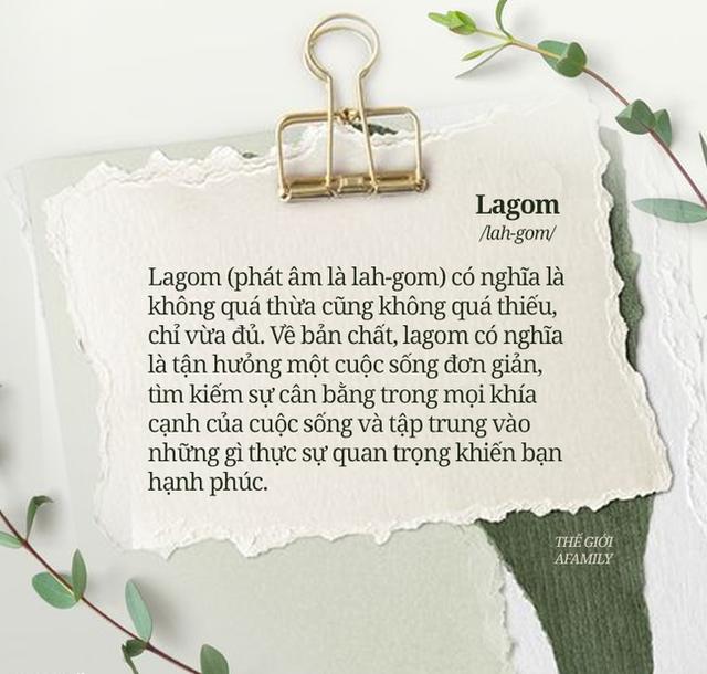 Lagom - Bí quyết để có được sự hạnh phúc trong cuộc sống hiện đại của người Thụy Điển: Không quá thừa, không quá thiếu, chỉ cần vừa đủ - Ảnh 1.