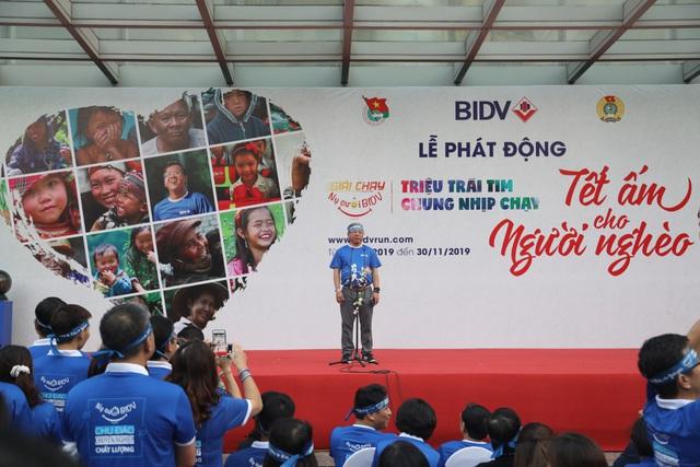 BIDV: Giải chạy online khởi động ấn tượng với hơn 16.000 người đăng ký tham gia  - Ảnh 1.