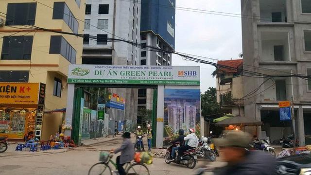Bên trong dự án mua căn hộ chung cư phải trả thêm tiền đất làm đường ở Hà Nội - Ảnh 1.