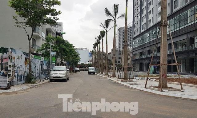 Bên trong dự án mua căn hộ chung cư phải trả thêm tiền đất làm đường ở Hà Nội - Ảnh 2.