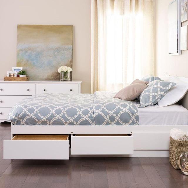 Những kiểu giường đột phá về thiết kế và sự tiện dụng cho phòng ngủ tý hon - Ảnh 3.