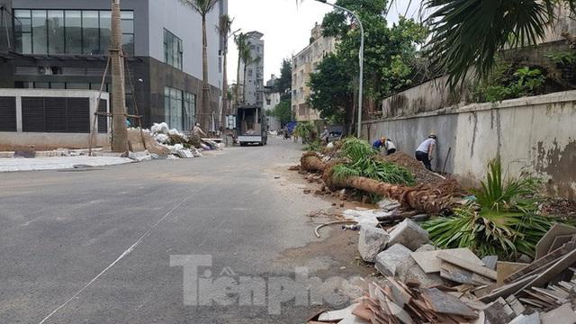 Bên trong dự án mua căn hộ chung cư phải trả thêm tiền đất làm đường ở Hà Nội - Ảnh 3.