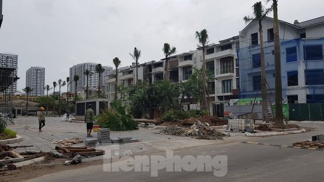 Bên trong dự án mua căn hộ chung cư phải trả thêm tiền đất làm đường ở Hà Nội - Ảnh 4.