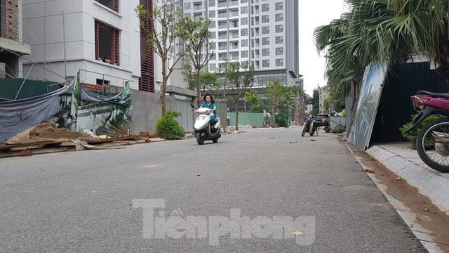 Bên trong dự án mua căn hộ chung cư phải trả thêm tiền đất làm đường ở Hà Nội - Ảnh 5.