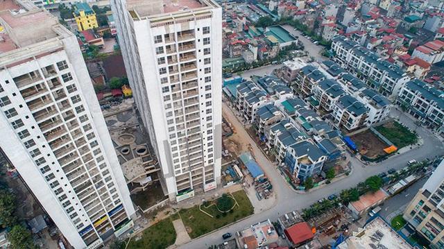 Bên trong dự án mua căn hộ chung cư phải trả thêm tiền đất làm đường ở Hà Nội - Ảnh 7.