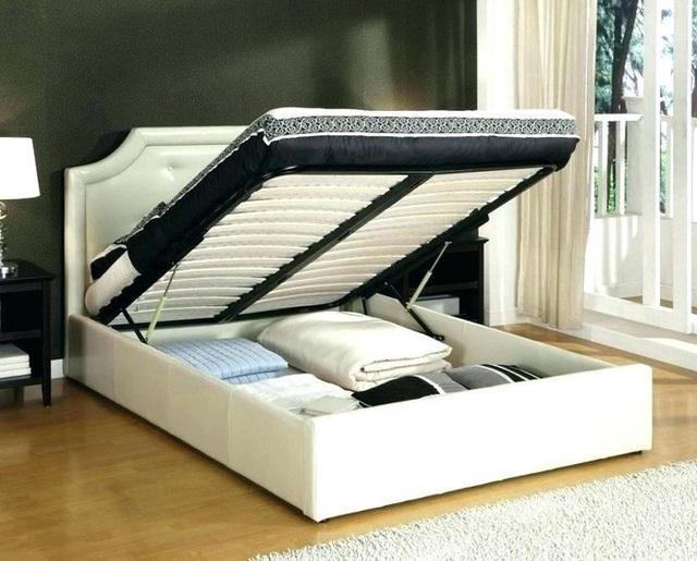 Những kiểu giường đột phá về thiết kế và sự tiện dụng cho phòng ngủ tý hon - Ảnh 9.