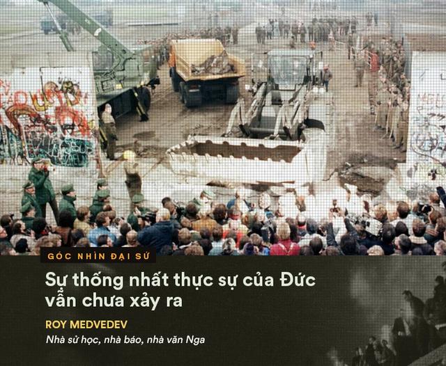 30 năm Bức tường Berlin sụp đổ, phần lớn người dân Đông Đức vẫn luyến tiếc quá khứ: Rào cản vô hình không dễ gì xóa bỏ? - Ảnh 1.