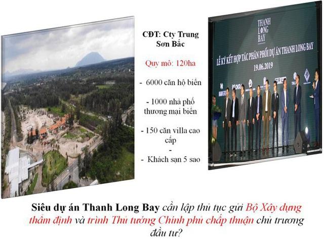 Siêu dự án Thanh Long Bay chưa được duyệt quy hoạch đã rao bán rầm rộ - Ảnh 1.