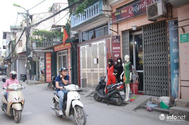 Người mua, kẻ bán tấp nập trở lại trên con ngõ nhỏ cạnh Nhà máy Rạng Đông - Ảnh 15.