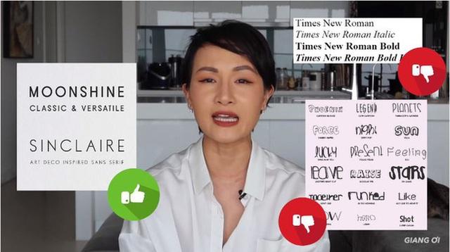 Vlogger Giang Ơi chỉ ra 6 lỗi sai phổ biến nhất khi viết CV xin việc, ai cũng nên xem để khỏi thất nghiệp dài dài - Ảnh 5.